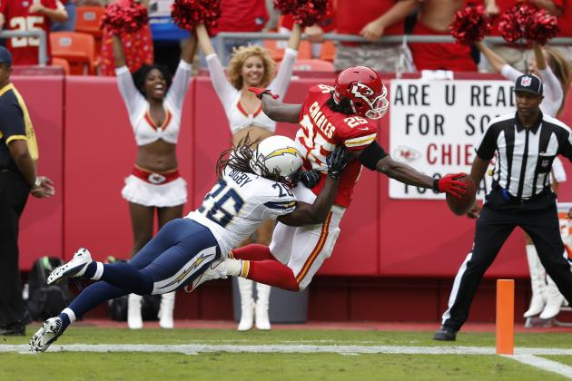 Chiefs vs. Chargers: Kansas City 's Game Plan Should Include the Wildcat