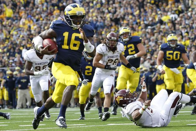 Michigan vs. Minnesota: Robinson Still Brings Fear to Opposing Coaches