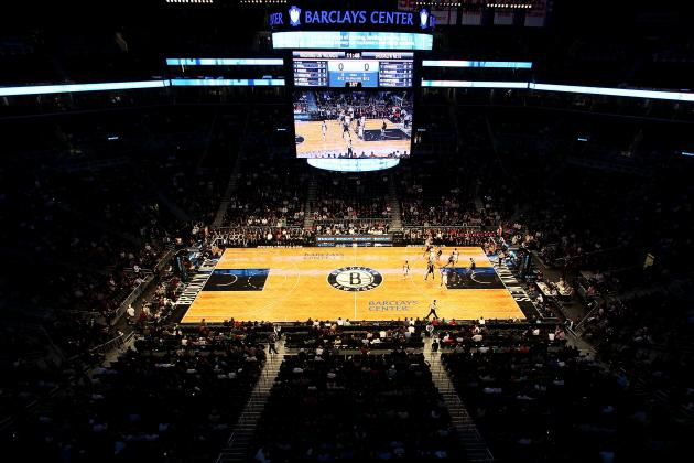 The Barclays Home-Court Advantage: Will Brooklyn Fans Actually Impact Games?