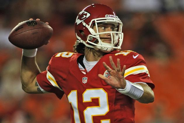 Kansas City Chiefs: Should Ricky Stanzi Be Given a Shot This Year?