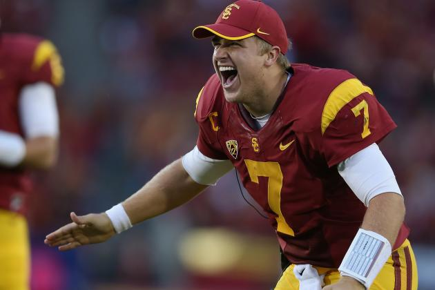 USC Football: This Isn't How Matt Barkley's Senior Season Was Supposed to Go