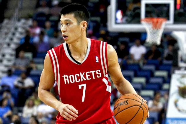 Where Do Rockets' James Harden and Jeremy Lin Rank Among NBA's Best Backcourts?