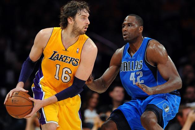 Pau Gasol: Why 2012-13 Will Be a Career Year for Lakers' Big Man