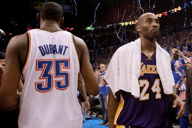 Why OKC Thunder vs. L.A. Lakers Will Go Down as One of NBA's Best Rivalries