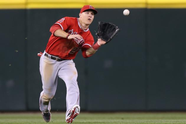 Errors in 2012 Gold Glove Awards? Mike Trout, Brendan Ryan Snubbed