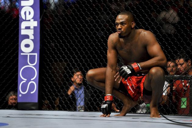 UFC Champion Jon Jones: I Don't Hate Chael Sonnen Anymore