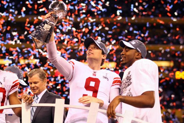 Making the Case for the New York Giants  as Super Bowl XLVII Champions
