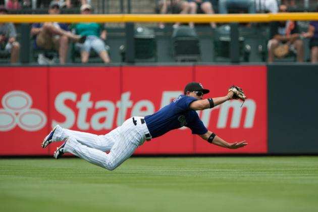 Colorado Rockies: Carlos Gonzalez Wins the Gold Glove