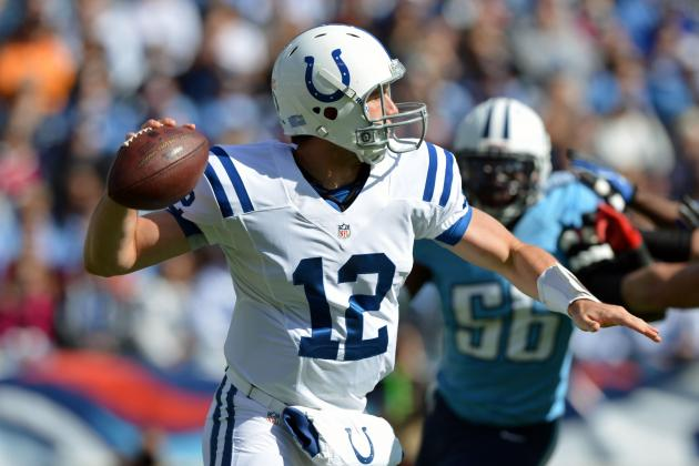 AFC South All-22 Review: Andrew Luck Drives Colts to Victory