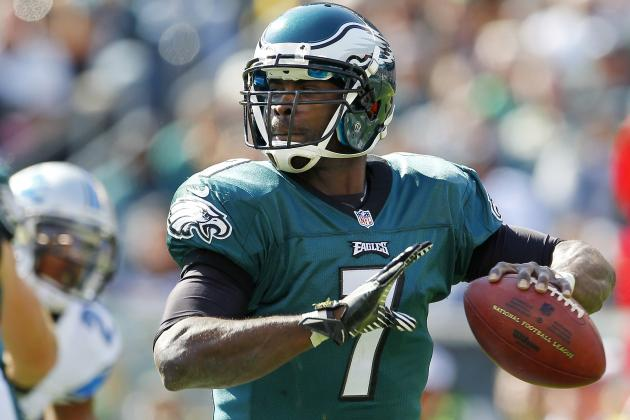 Michael Vick: Andy Reid Confirms Vick Is Still Eagles' Starting QB