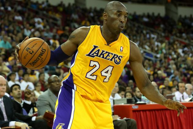Kobe Bryant: Lakers Star's Strong Performance in Opener More Important Than Loss