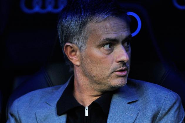 Jose Mourinho Questions Real Madrid's Youth System