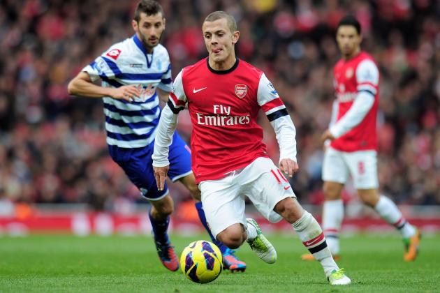 Jack Wilshere: What Should Arsenal Expect from Midfielder's Return?
