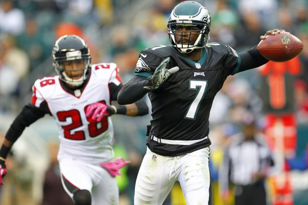 Should the Bills Consider Michael Vick?