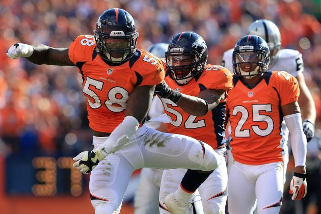 Broncos vs. Bengals: TV Schedule, Live Stream, Spread Info, Game Time and More