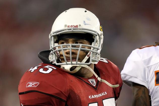 Arizona Cardinals Promote LB Zack Nash to Active Roster, Cut FB Maui'a