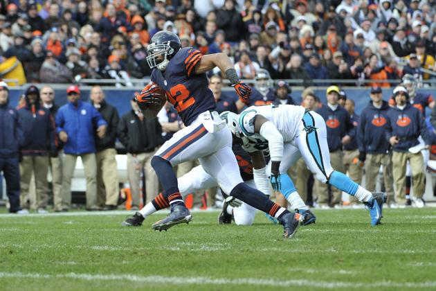 Bears' Matt Forte Is All for More Touch Football