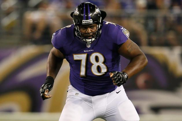 Arizona Cardinals Looking into Acquiring Bryant McKinnie from Baltimore Ravens