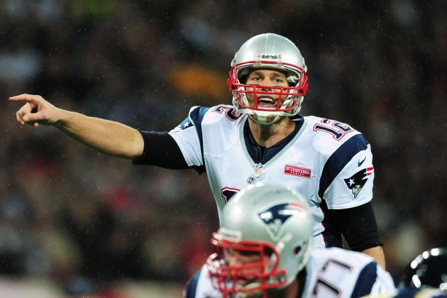 Tom Brady and Pats' Offense Take Top Spot in NFL POP Score Rankings