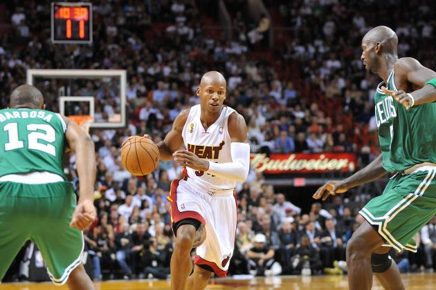 Ray Allen's Hidden Value: The Corner 3