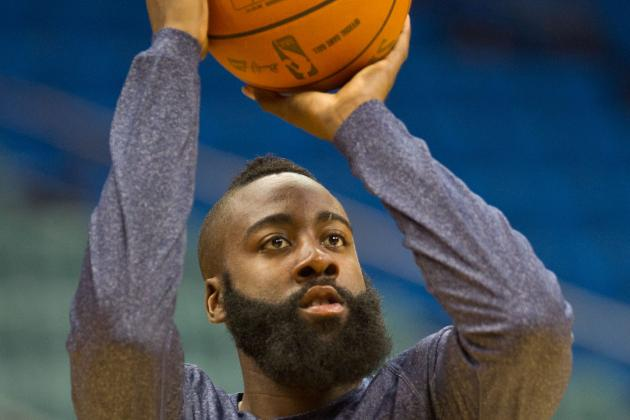 James Harden Too Costly for Magic?