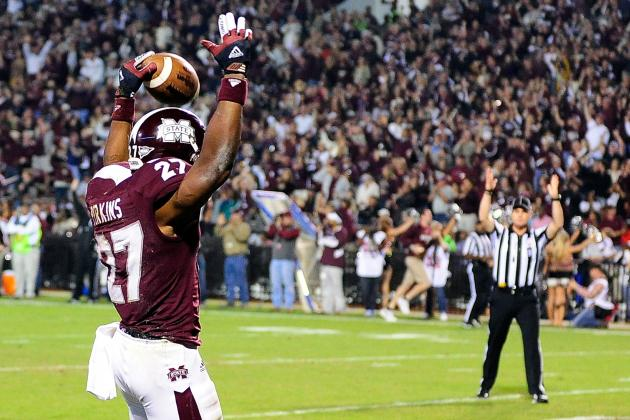 Mississippi State Football: Keys to a Bulldog Victory over Texas A&M