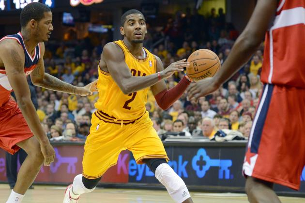 Cavaliers Win Season Opener: Cleveland Has a Core in Irving, Varejao and Waiters