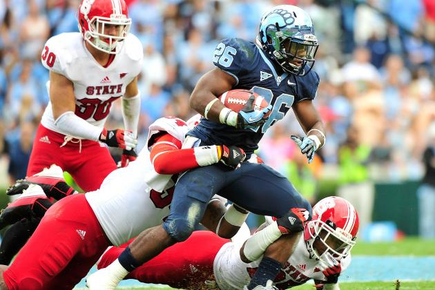 UNC Football: Giovani Bernard Is Officially on Heisman Watch