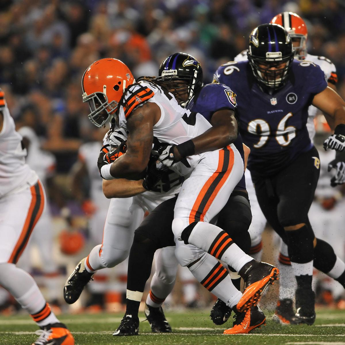 San Diego Chargers Game Live Stream: Ravens Vs. Browns: TV Schedule, Live Stream, Spread, Radio