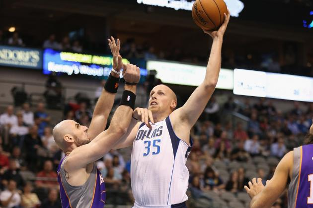 Chris Kaman Out Until at Least Saturday