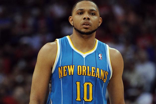 Eric Gordon Sidelined Indefinitely with Knee Injury