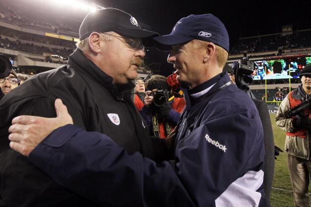 Why Andy Reid, Jason Garrett, A.J. Smith & Rex Ryan Are to Blame for Struggles