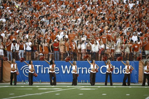 """University of Texas Campus Vandalized with """"gig 'em"""""""