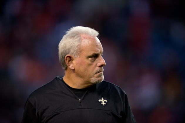 Saints Interim Coach Joe Vitt Says a Lot of Loss to Broncos Falls on Him