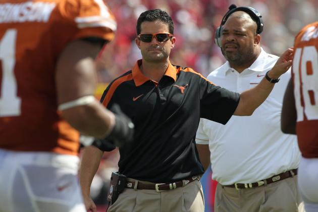 UT D-Coordinator Manny Diaz on Shaky Ground
