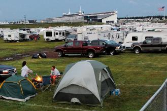Watkins Glen, Pocono Feel Effects of Hurricane Sandy