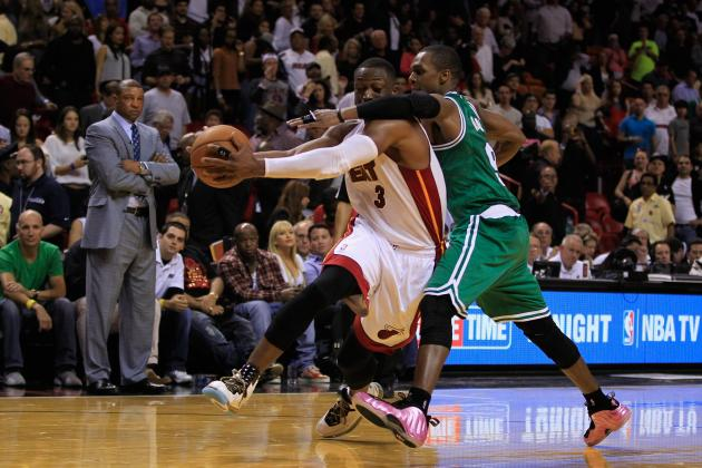 Rajon Rondo Flagrant Foul: Minor Incident Being Blown Out of Proportion by Heat