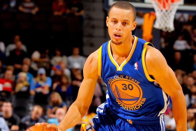 Stephen Curry Agrees to 4-Year Extension