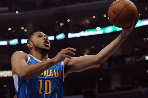Eric Gordon out Indefinitely with Recurring Knee Problems