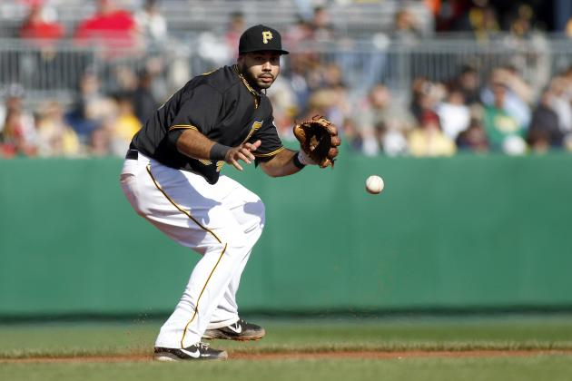 Pittsburgh Pirates: Who Is the Most Improved Hitter in 2012?