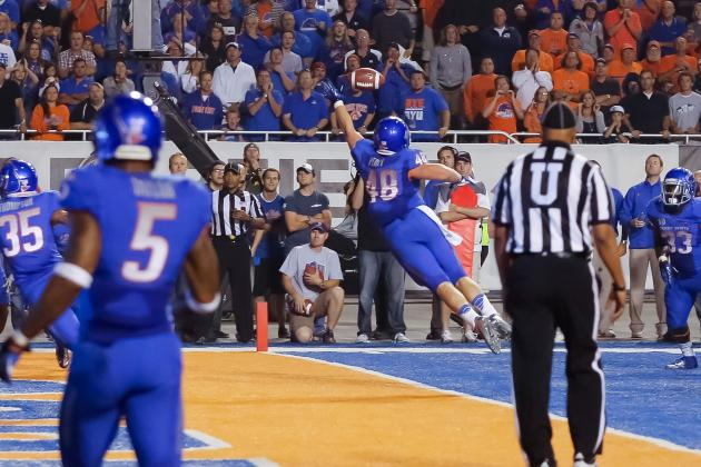 Boise State Football: Key Players for Broncos to Avoid Upset vs. San Diego State