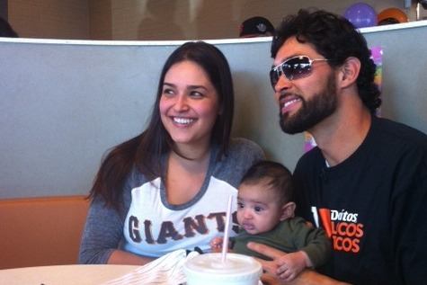 San Francisco Giants: An Interview with Angel Pagan