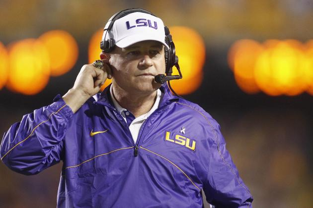 Why Les Miles Has Been More Successful vs. Alabama Than Any Other Coach