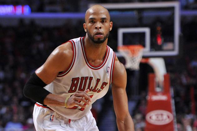 Taj Gibson Still Hopeful About Contract Extension
