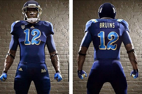 @uclafootball will be wearing these alternate uniforms