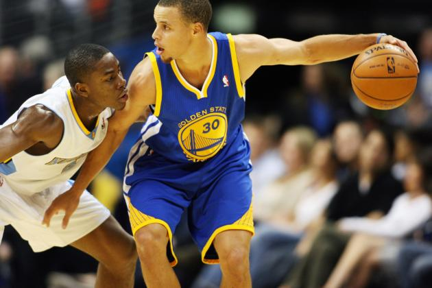 Stephen Curry and Golden State Warriors Agree to Contract Extension