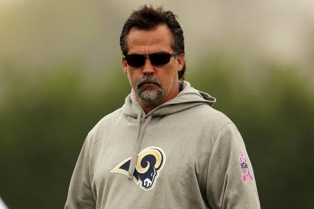 Jeff Fisher Complains About Officiating, in Roundaboutway
