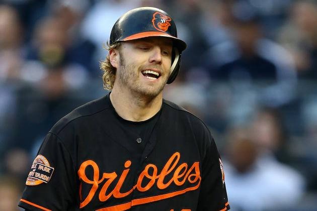 Orioles Decline Option for Mark Reynolds