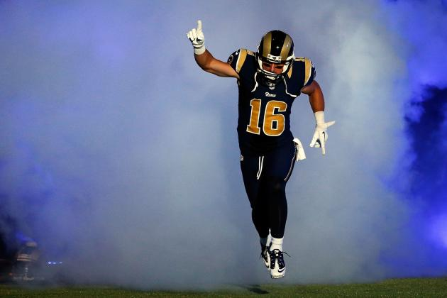 NFL Fantasy Football: Grab St. Louis Ram Amendola