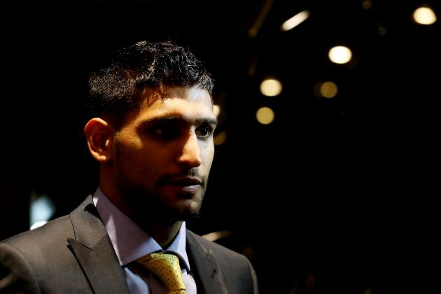 Boxing: Did Amir Khan Blame Freddie Roach Illness for Not Training Hard Enough?